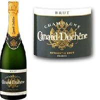 Champagne - Petillant - Mousseux Champagne Canard-Duchene Brut - 75 cl - Generique