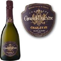 Champagne - Petillant - Mousseux Champagne Canard Duchene Charles VII Blanc de Noirs Brut - Generique