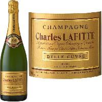Champagne - Petillant - Mousseux Champagne Charles Lafitte Belle Cuvée Brut