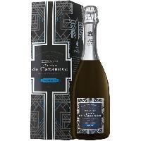 Champagne - Petillant - Mousseux Champagne De Cazanove Tradition Millésime - 2007 avec étui