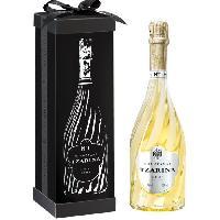 Champagne - Petillant - Mousseux Champagne Tzarina avec coffret - 75 cl