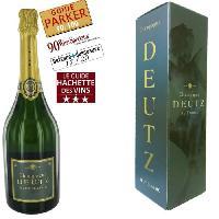 Champagne - Petillant - Mousseux Deutz Brut Classic + Etui
