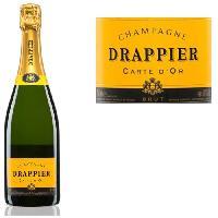 Champagne - Petillant - Mousseux Drappier Cuvée Carte d'Or (75cl) x1