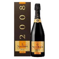 Champagne - Petillant - Mousseux Veuve Clicquot Vintage 2008 - 12%vol - 75cl - Etui - Aimery