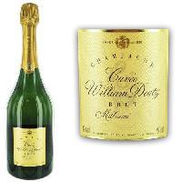 Champagne - Petillant - Mousseux William Deutz 2000 x1