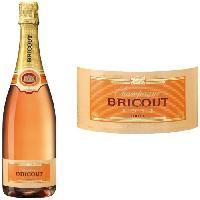 Champagne Champagne Bricout Rosé x1