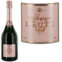 Champagne Deutz brut Rosé x1
