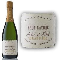 Champagne Drappier Brut Nature 75cl