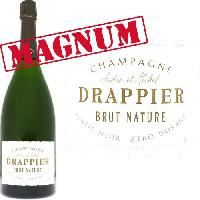 Champagne Magnum Drappier Brut Nature