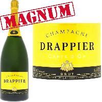 Champagne Magnum Drappier Cuvée Carte d'Or Champagne
