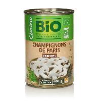Champignon Champign.eminces 400g co bio - Generique
