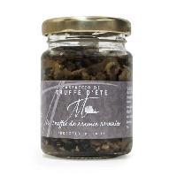 Champignon LES TRUFFES DE MAMIE MONNIER Carpaccio de truffe d'ete - 80 g - Aucune