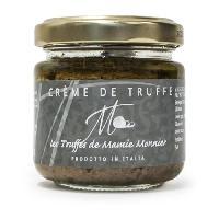 Champignon LES TRUFFES DE MAMIE MONNIER Creme de truffe d'ete - 80 g - Aucune