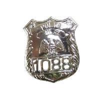 Chapeau - Perruque - Couvre Chef - Accessoire De Tete AMSCAN Badge de police