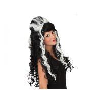 Chapeau - Perruque - Couvre Chef - Accessoire De Tete Perruque Halloween Adultes Femmes