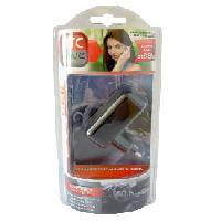 Chargeur - Adaptateur Alimentation Telephone Adaptateur 230-5V USB 2A smartphone et tablette noir MOVE - ADNAuto