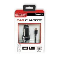 Chargeur - Cable De Recharge Chargeur allume cigare pour Nintendo Switch Subsonic