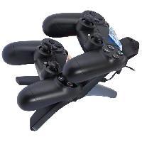 Chargeur - Cable De Recharge Station de Charge pour Manettes Energizer pour PS4 - Pdp