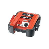Chargeur De Batterie BDJS450 Aide de demarrage 450A - BlacketDecker