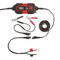 Chargeur De Batterie BDV090 Chargeur 6V et 12V