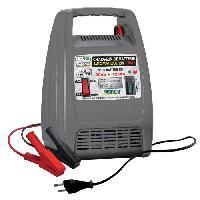 Chargeur De Batterie CHARGEUR BATTERIE 12V 120AH AUTOMATIQUE -10A-