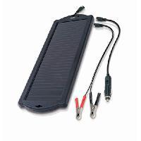 Chargeur De Batterie Chargeur Batterie Solaire - 12V - 1.5W - Ring