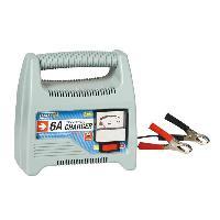 Chargeur De Batterie Chargeur de batterie - 12V - 6A Generique