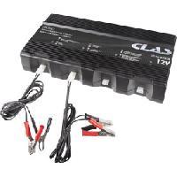 Chargeur De Batterie Station de charge batteries 4 postes CLAS OE2040 12V 240W