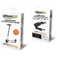 Chargeur De Batterie URBANGO Chargeur pour Trottinette electrique - Compatible XIAOMI MIJA-M365