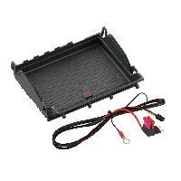 Chargeur Induction Qi Chargeur induction vide poche compatible avec Skoda Octavia -5E- 2013->