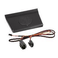 Chargeur Induction Qi Chargeur sans fil Qi compatible avec telephone portable compatible avec Volkswagen Eos Golf Jetta Scirocco