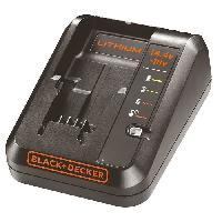 Chargeur Pour Machine Outil BLACK & DECKER Chargeur de batterie BDC1A-QW - 14.4 / 18 V