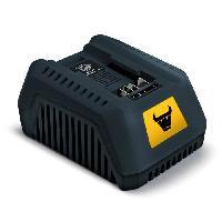 Chargeur Pour Machine Outil Chargeur rapide de batterie lithium 40V