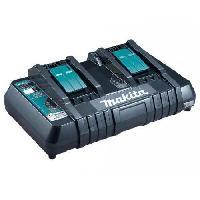 Chargeur Pour Machine Outil MAKITA Chargeur rapide pour 2 batteries Li-ion / Ni-MH