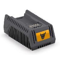 Chargeur Pour Machine Outil MOWOX Chargeur de batterie lithium 40V