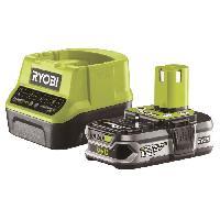 Chargeur Pour Machine Outil Pack Chargeur + Batterie - 18V 1.5Ah