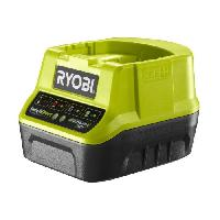 Chargeur Pour Machine Outil RYOBI Chargeur rapide - 1h