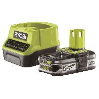 Chargeur Pour Machine Outil RYOBI Pack Chargeur + Batterie - 18V 1.5Ah