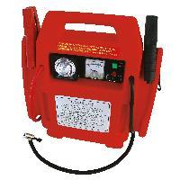Chargeurs de batteries - boosters Booster aide au demarrage 12V 400A 900A maxi
