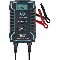 Chargeurs de batteries - boosters Chargeur De Batterie Automatique 6-12V 6A RESC806