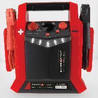 Chargeurs de batteries - boosters Jump Starter 12v 500-1100a Avec Compresseur