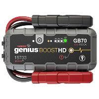 Chargeurs de batteries Booster batterie 2000A Noco Genius GB70