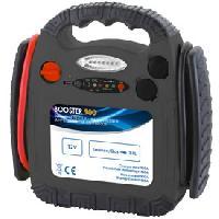 Chargeurs de batteries Booster compresseur 12V 900A 17Ah USB