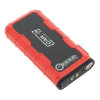 Chargeurs de batteries Booster et chargeur batterie lithium 12000 mAh 12V-10A - Carplus