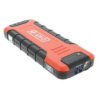 Chargeurs de batteries Booster et chargeur batterie lithium 18000 mAh 12V - 1.5A