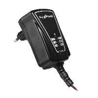 Chargeurs de batteries Chargeur de Batterie 6-12V - 1.2-18 60Ah IP65 - CX3 - Alcapower