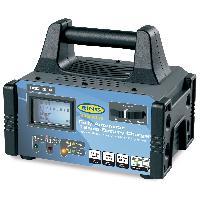 Chargeurs de batteries Chargeur de batterie - 612 V - 12 A - 180 AH - Automatique - Modele pro