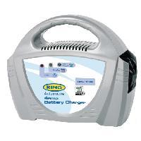 Chargeurs de batteries Chargeur de batterie 12V - 4A - 50AH Ring