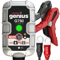 Chargeurs de batteries Chargeur de batterie Noco -Genius G750EU- 750mA pour auto et moto