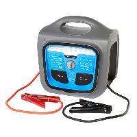 Chargeurs de batteries Demarreur Rapide 12v 17Ah -650A demarrage- prise USB 2.1A LED Ring